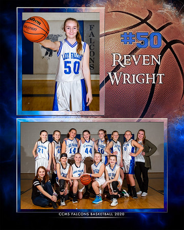 Reven Wright CCMS GBB MM 2020