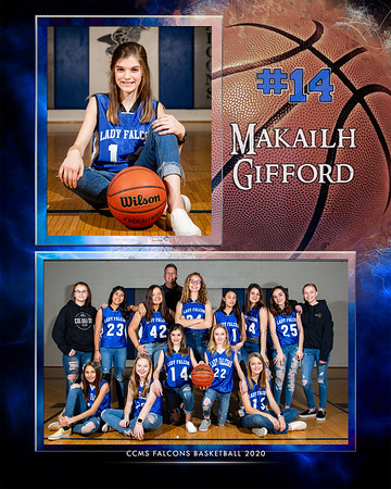 Makailh Gifford CCMS GBB MM 2020