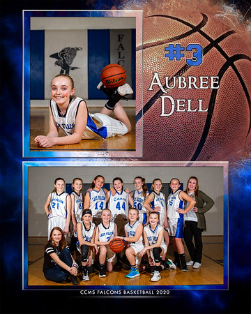 Aubree Dell CCMS GBB MM 2020