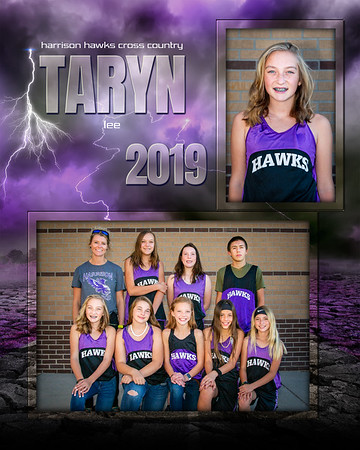 Taryn Lee XCountry MM