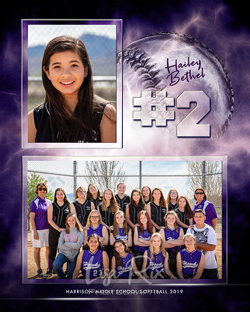 Harrison Softball 2019