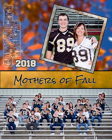 MOTHERS OF FALL 2018 #89