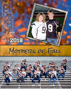 MOTHERS OF FALL 2018 #9-2