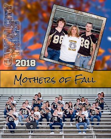 MOTHERS OF FALL 2018 #86_88