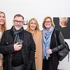 Threesome 3x3 exhibition, 10Jan2018, ©BronacMcNeill