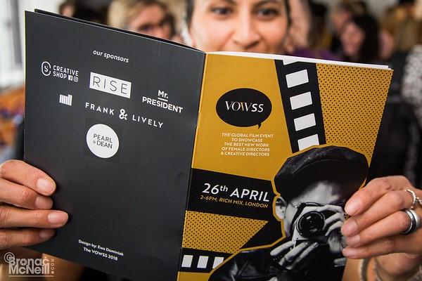 VOWSS 2018 screening, London, 26Apr2018, ©BronacMcNeill