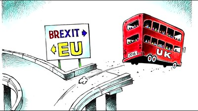 BrExit on Funny Cartoons