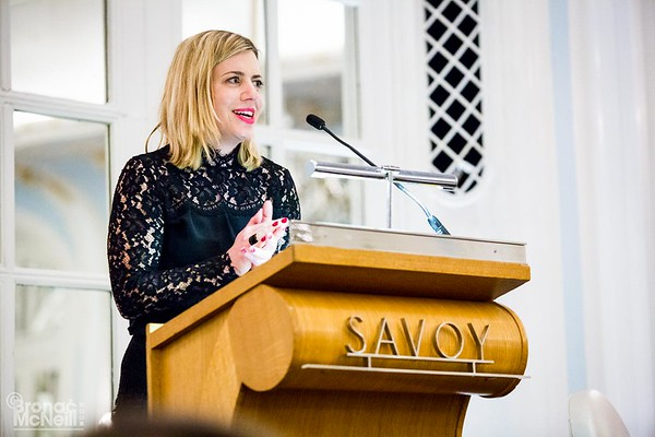 Camilla Harrisson, WACL Dame Carolyn McCall Speaker Dinner, 13Mar2017, photographerBronacMcNeill
