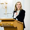 Mary Nightingale, WACL Dame Carolyn McCall Speaker Dinner, 13Mar2017, photographerBronacMcNeill