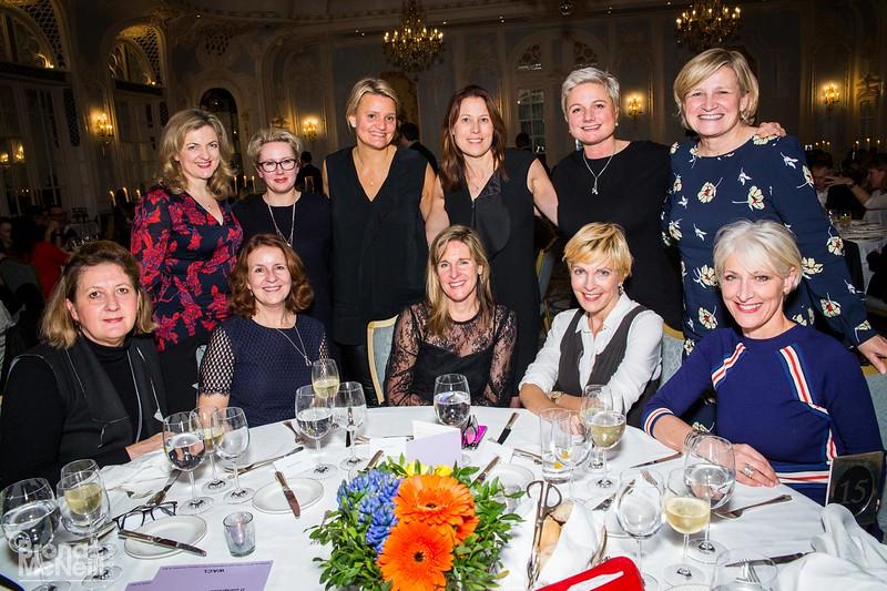 WACL Dame Stephanie Shirley Dinner, 23Jan2018, ©BronacMcNeill