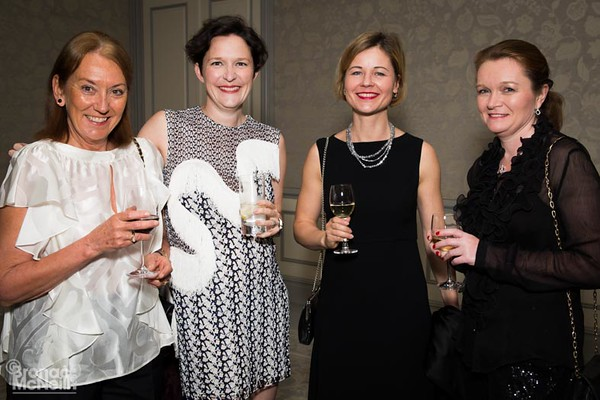 WACL Gabby Logan Speaker Dinner, 16May2016, photographer Bronac McNeill