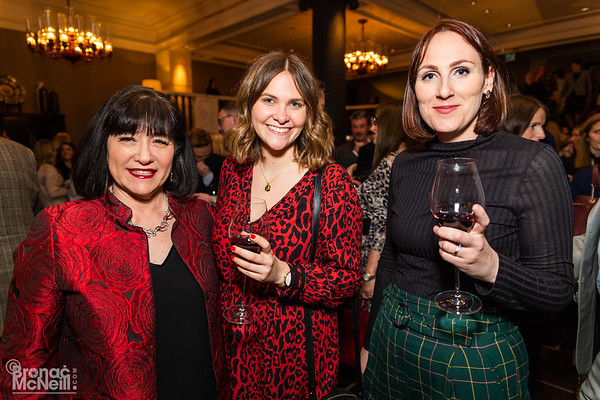 WACL Sharon Horgan Speaker dinner, 25Mar2019, ©BronacMcNeill