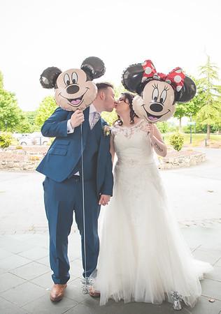 Mr & Mrs McCaughey