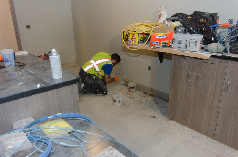 Baseboard Installation - Lab