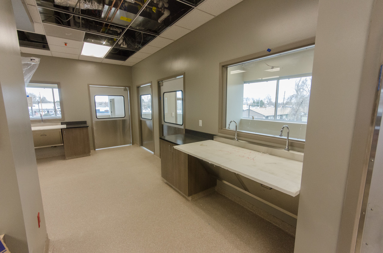 Ortho/Flouro & Surgical Suite