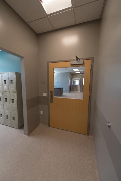 Surgical Area Entrance