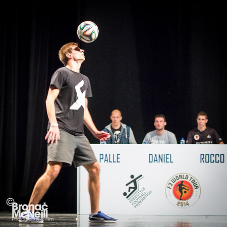World Freestyle Football Championships, 22Oct2014, photographer ©BronacMcNeill
