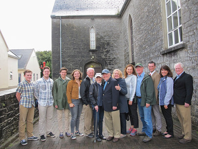 Third O'Callahan Reunion August, 2017  Corofin, Co. Clare, Ireland