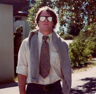 Jim at Graduation from UC Santa Cruz, June 1976