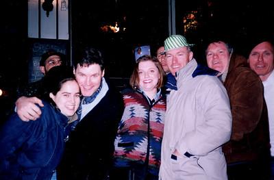 John, Beth, Peter Buckley, Mike, Jim, Bill Chicago, 1980's
