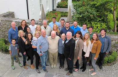 Third O'Callahan Reunion at Richmond House August, 2017  Corofin, Co. Clare, Ireland