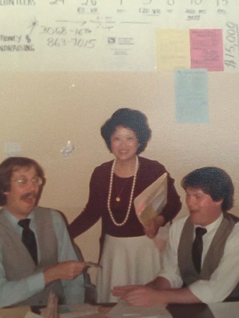 Rich Waller, Jim, 1980's working for Clint Reilly Campaigns San Francisco