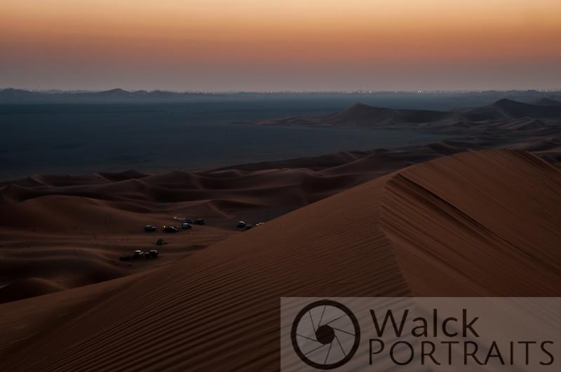 Dune Camping