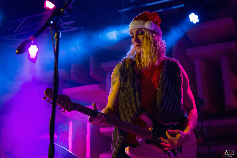 Sun King Brewery Presents A Merry Mashup at the HI-FI with Moxxie on December 22, 2018. All Rights Reserved / © Tony Vasquez