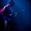 November 15, 2017 MOKB Presents and WTTS present St. Vincent Fear the Future Tour at the Old National Centre in Indianapolis, Indiana. Photo by Tony Vasquez.