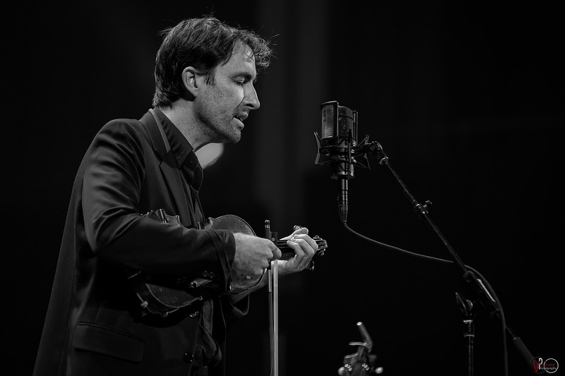 September 26, 2018 Andrew Bird at the Indianapolis Symphony Orchestra. Photo by Tony Vasquez for Jams Plus Media