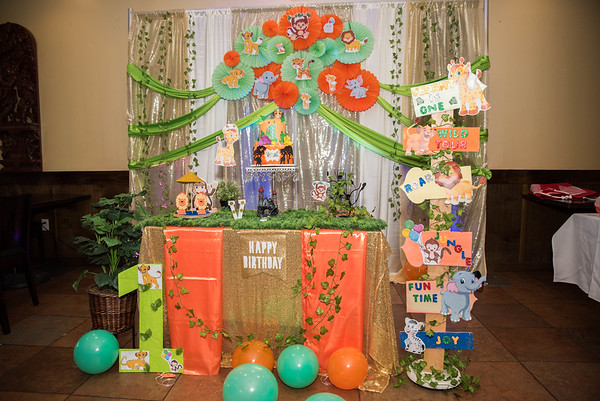 Vedant's 1st Birthday-1