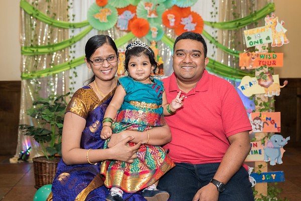 Vedant's 1st Birthday-12