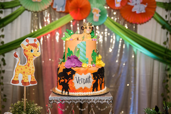 Vedant's 1st Birthday-2