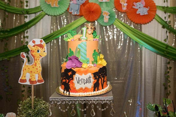 Vedant's 1st Birthday-131