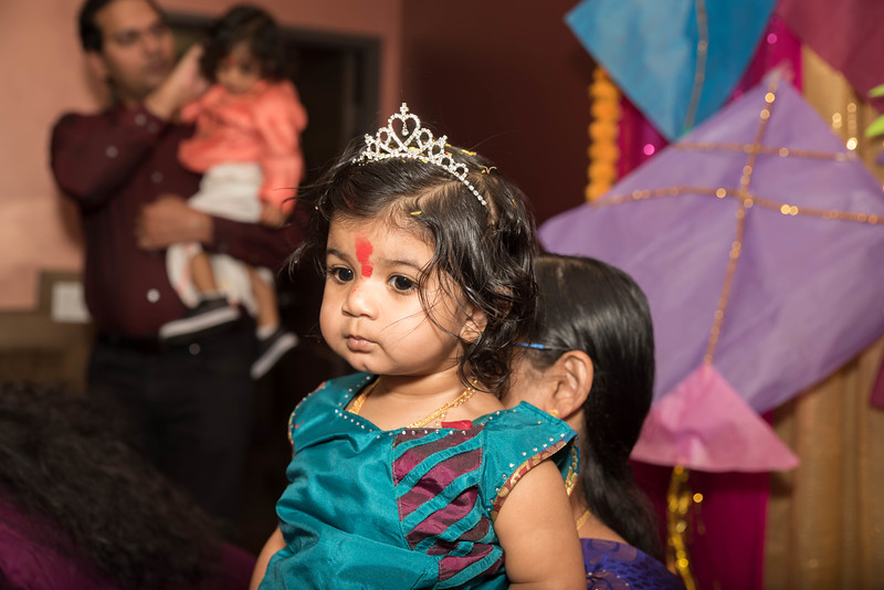 Vedant's 1st Birthday-114