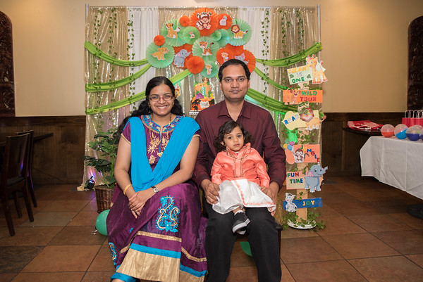Vedant's 1st Birthday-8