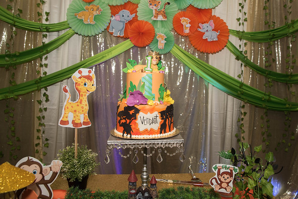 Vedant's 1st Birthday-132