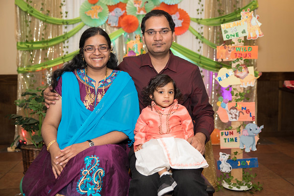 Vedant's 1st Birthday-10