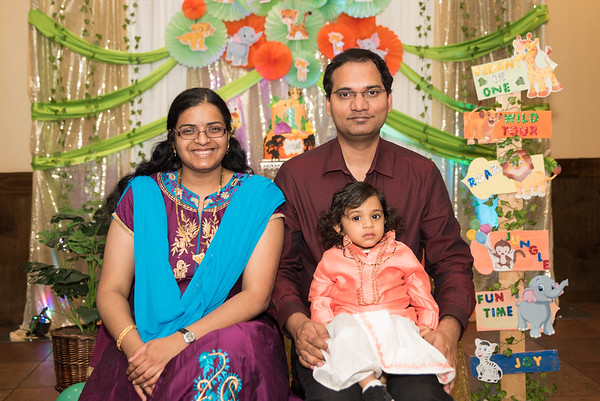 Vedant's 1st Birthday-9