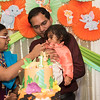 Vedant's 1st Birthday-126