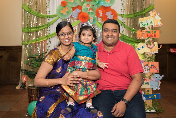 Vedant's 1st Birthday-11