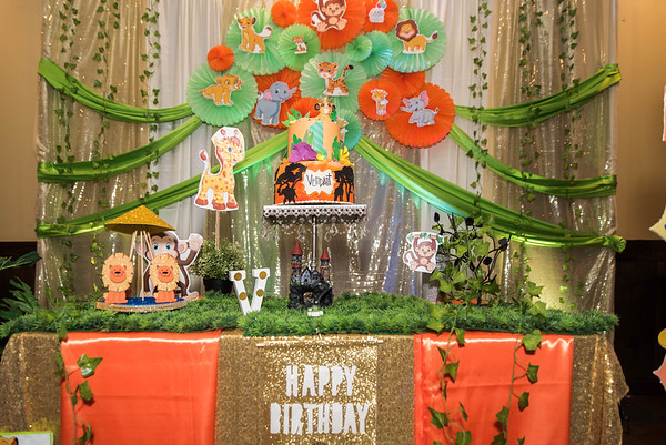 Vedant's 1st Birthday-3