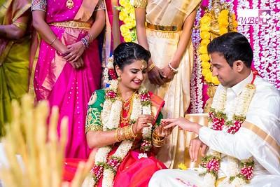 Gorgeous couple Nikita and Vivek!!