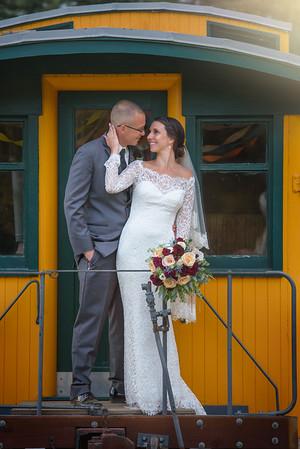 Andrew & Karen Wedding 9/27/18
