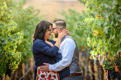 Sery & Justine Engagement Session 10/3/18