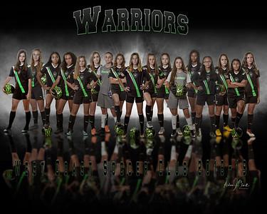 West Coast Soccer Club - Warriors 2018_19