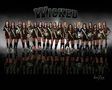 Wicked Westcoast Soccer Club