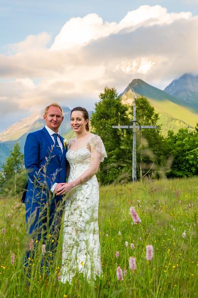 Jonny and Katie Wedding II