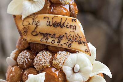 Killian and Emma Wedding - Montriond II