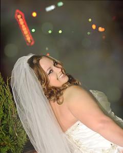 Bokeh Bridal